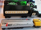 The fourth annual TMC pinewood derby challenge was sponsored by the
