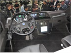Instrument panel claims simplicity with more than adequate info