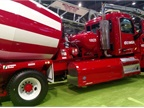 Ozinga, a ready mix operation in Chicago, has committed to converting