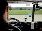 """""""At first our drivers were skeptical of in-cab cameras, but with"""