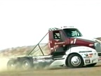 CFI teamed up with Kenworth to build special race trucks, including