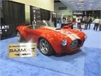 Fast copy: Shelby Cobra via 3D printer. Photo: David Cullen