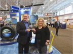 Brian Buckham, Goodyear general manager, Commercial Product Marketing