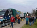 The day after U.S. Capitol Christmas Tree s visit to the Chillicothe,
