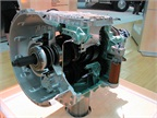 Volvo I-Shift Transmission.