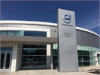 Volvo also unveiled its new Customer Center.