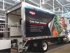 Wabash National truck body made of new molded structural composites