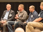 During the Fleet Innovator roundtable discussion, the four winners