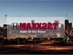 MAXX22T™ Optimized Trailer Air Disc Brakes