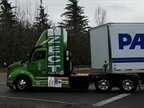 Driving Kenworth's Zero Emissions Cargo Transport Truck [Video]