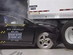 IIHS Tests Trailer Underride Guards
