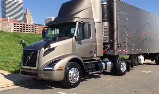 Focus On… Volvo VNR 300 [Video] - Videos - Equipment - TruckingInfo.com