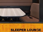 Ultimate Test Drive: New Cascadia Sleeper Lounge [Video]