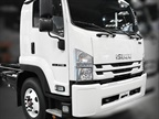 Focus On... Isuzu's FTR Class 6 Cabover Truck [Video]