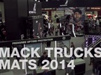 Mack Showcases Rebranding at MATS 2014
