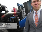 KW's Plans for Its New Paccar MX-11 Diesel [Video]