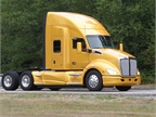 Kenworth T680 52-inch Mid-Roof Sleeper Available with Optional Upper Bunk
