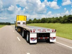 Utility Introduces Light Weight 4000AE Flatbed Trailer