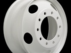 Accuride Introduces New Steel Wheel Coating Technology