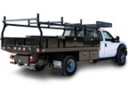 Truck Body Designed for Severe Job Environments
