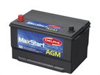 Delphi Offers MaxStart Battery for Heavy-Duty Trucks
