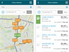 FleetAdvance App Finds Low Fuel Prices