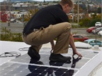 Go Power Reveals Pliable Solar Flex Panels