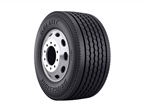 Bridgestone Offers Ultra Wide Base Tires for Trucks and Trailers