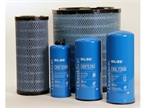 Donaldson Introduces Blue Filter Line