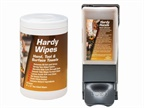 Hardy Hands Cleaner Contains Natural Ingredients