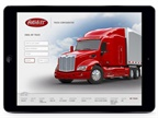 Configure Model 579 With Peterbilt's iPad App