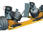 SAF Holland Adds Compact, Low-Maintenance Neway LSZ Lift Axle