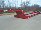 Low-Deck-Height and Galvanized Hydraulic Detachable Gooseneck Trailers
