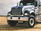Hendrickson Aero Clad Bumper for Mack Granite