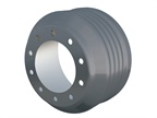Opti-Lite Brake Drum Offers Fleets a Lightweight Aftermarket Option