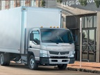 Mitsubishi Fuso Introduces Higher-GVWR Class 3 Truck