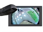 Camera Monitor System Gives Drivers 270 Degree View