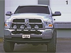 Light Bars for Pickups, SUVs