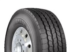 Cooper Offers Wide-Base Steer Tire for Mixed Service