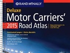 2015 Road Atlas Created Specifically for Commercial Drivers