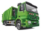 Reversing Radar System Designed for Refuse and Waste Market
