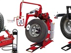 Rotary Offers Tire Changer for Heavy Duty Trucks