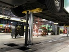 Rotary Lift's HD Lift Offers Rust Protection