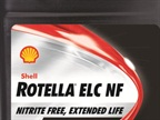 Shell Offers Nitrite-Free Extended-Life Coolant
