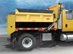 Dump Body Designed for All-Season Use