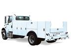 Stahl Service Bodies Designed for Medium-Duty Trucks