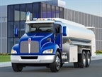 Kenworth Offers Bendix Wingman Advanced Option for T270, T370