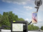 Gear Rack System Offers Mounts for Mobile Devices