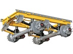 SAF-Holland's ULX40 Trailer Suspension Uses Composite Springs