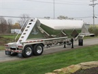 Mac Trailer Designed for Portland Cement